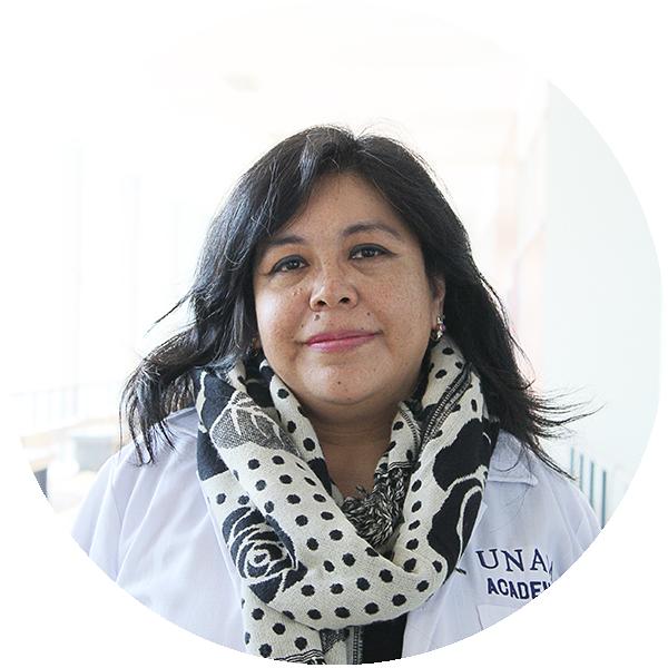 Dra. Esther Mahuina Campos Castolo